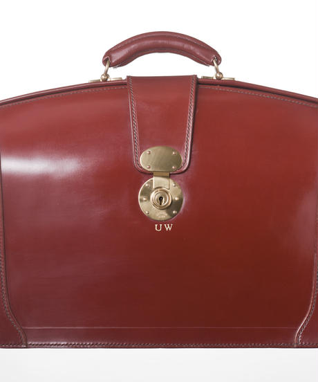 Rutherfords / Bow Top Brief Case
