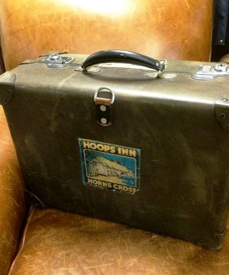 Antique Carry Case