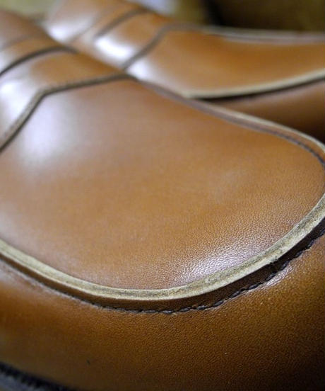 18.42 Rejected Tricker's / Brown / Loafers / Leather Sole / Size 6 half