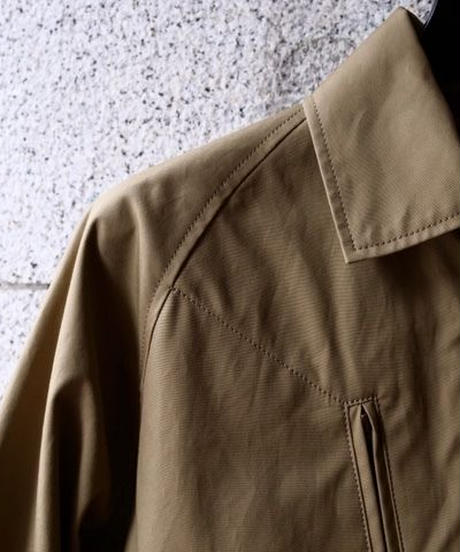 Soundman / Cycling Jacket / Beige