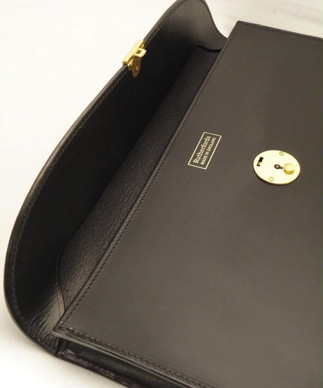 Rutherfords / Folio Case with 808 Lock / Black