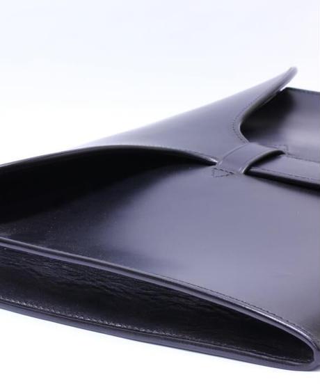 Rutherfords / Tongue Folio Case / Black