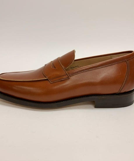 19.18 Rejected Tricker's / Brown / Loafers / Leather  Sole / Size 7H