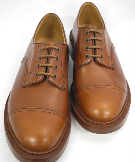 Tricker's × UW / Cap Country Shoes / Marron Antique