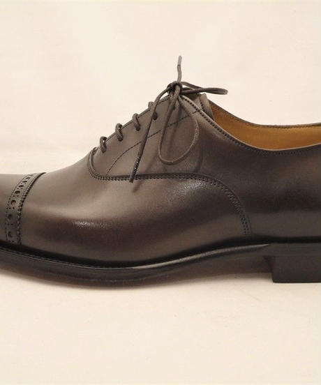 Joseph Cheaney  / WILBARSTON / Punched Cap Toe Shoes / Mocha Brown