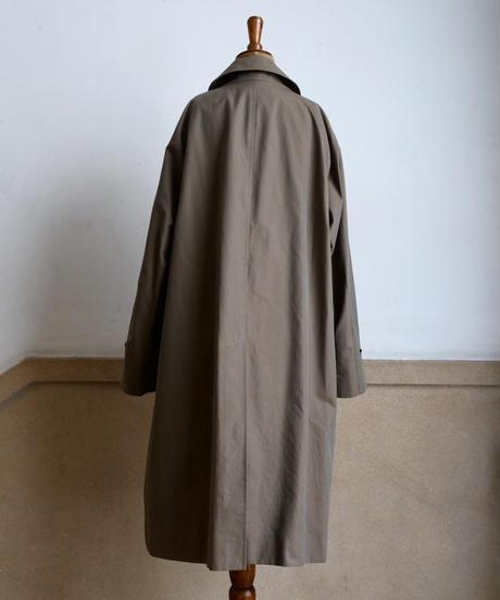 batak / Classic Raglan Coat /  Iridescent Cotton