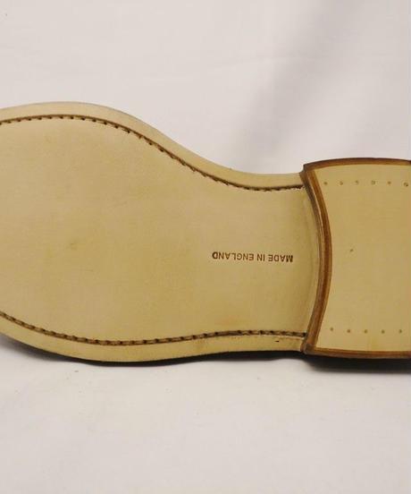 Tricker's × UW / Cap Country Shoes / Marron Antique