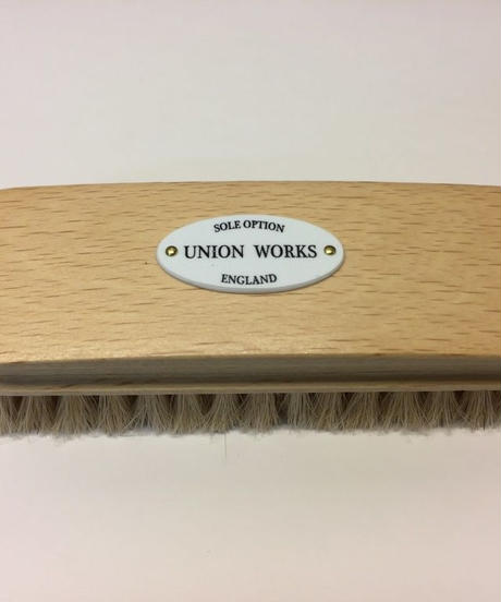 UNION WORKS Original / Horse Hair Brush