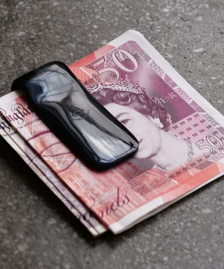 ABBEY HORN / Money Clip