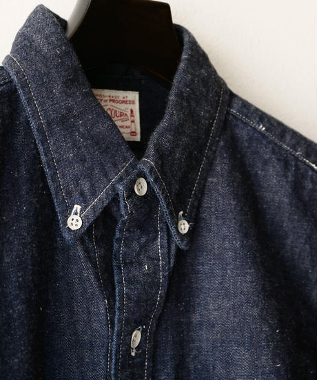 BONCOURA / Denim BD Shirts Denim