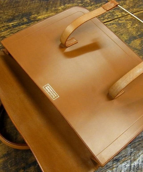 Rutherfords / Music Bag / Ginger Nut