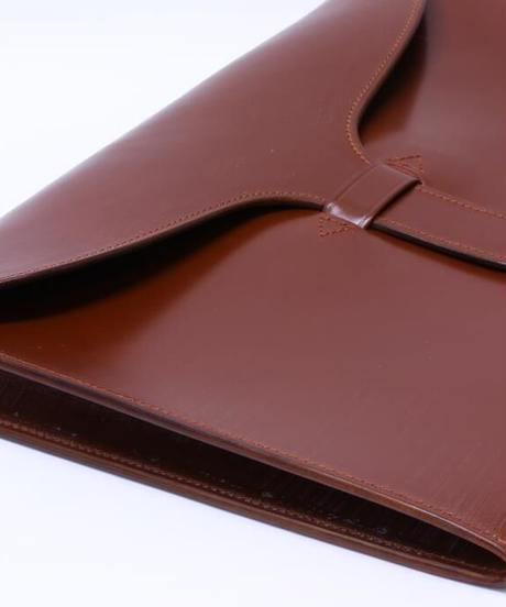Rutherfords / Tongue Folio Case / Conker