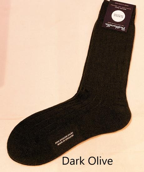 Pantherella / Fine Merino Wool Socks