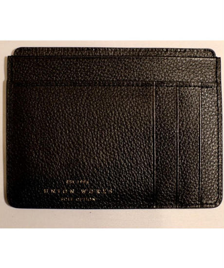 UNION WORKS Original / Note & Card Case