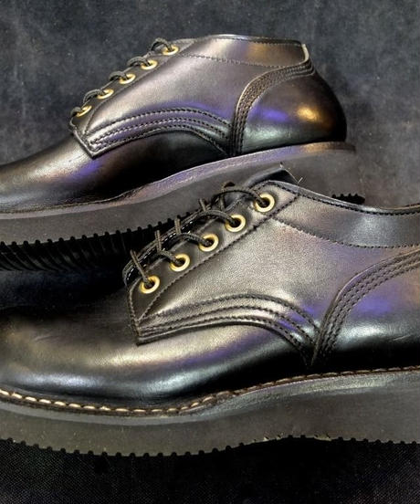 1 Hathorn / Black Oild / Oxford / Size 5 Half D