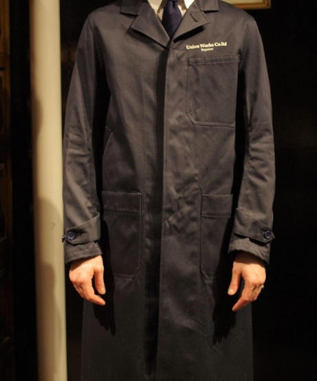 Soundman / Shop Coat / Navy