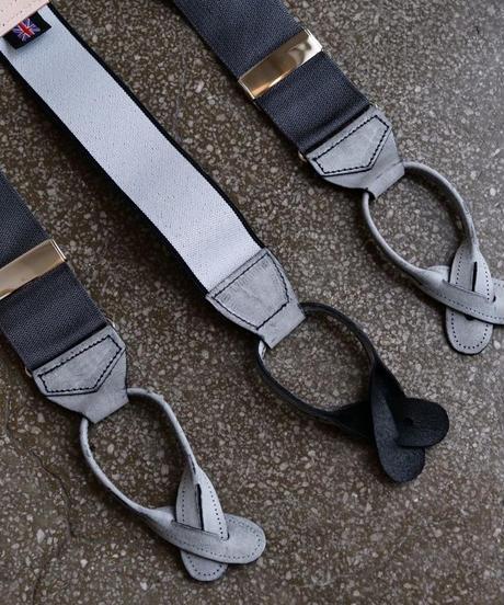 Arbert Thurston / Braces / 40mm Ribbon 200year'sModel