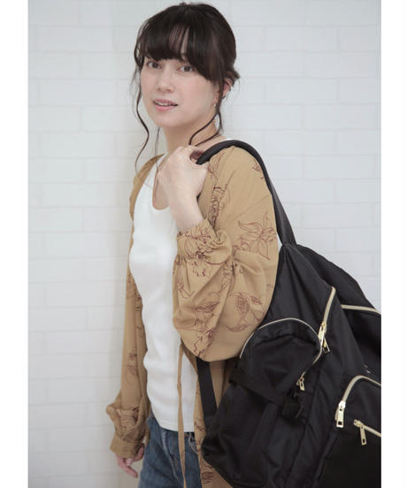 ♡Hina×Unoesque♡ MULTI POCKET BACKPACK(送料無料・特典付き)