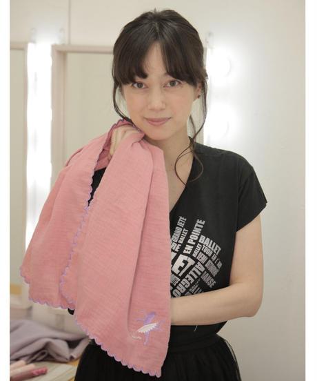 ♡Hina×Unoesque♡ SCALLOP MAKEUP TOWEL(送料無料・特典付き)