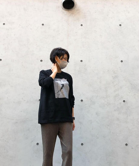 ♡Hina×Unoesque♡BALLERINA LONG SLEEVE T-SHIRTS(購入特典付き)