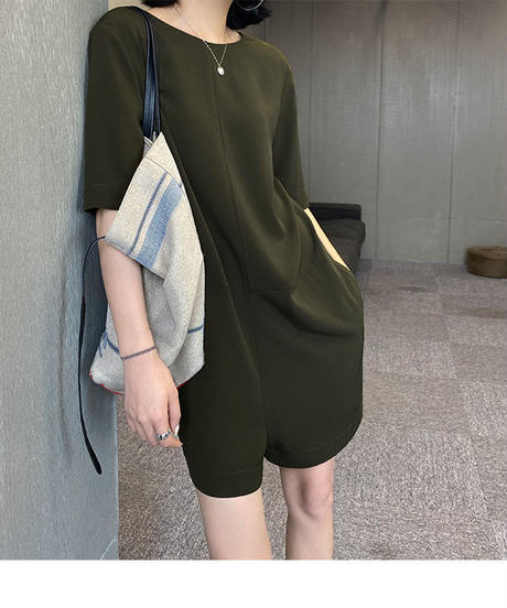 CLASSICAL OPENBACK ROMPERS