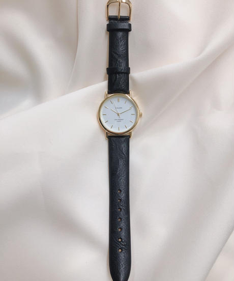 SALON LEATHER WATCHES