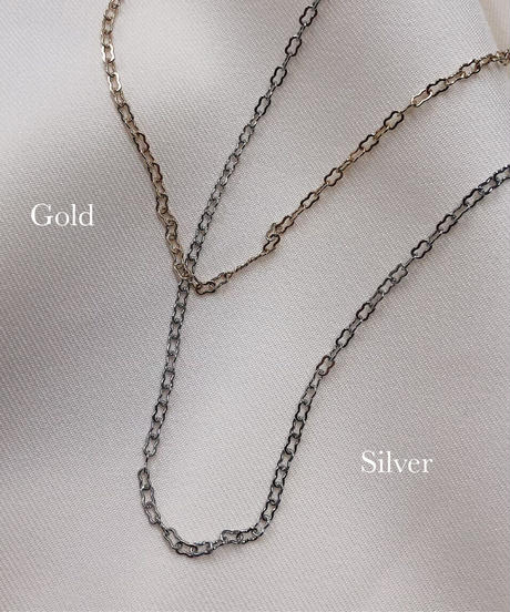 <2WAY>MASK STRAP NECKLACE