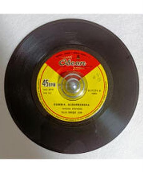レコード// 7インチ // ペルー // Tulio Enrique Leon – Cumbia Algarrobera / Sabor A Cumbia