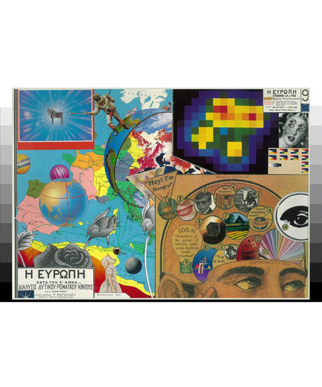 KAZUYA PEE // GREEK 60s-70s 7inch Vinyl Mix 2 | CD