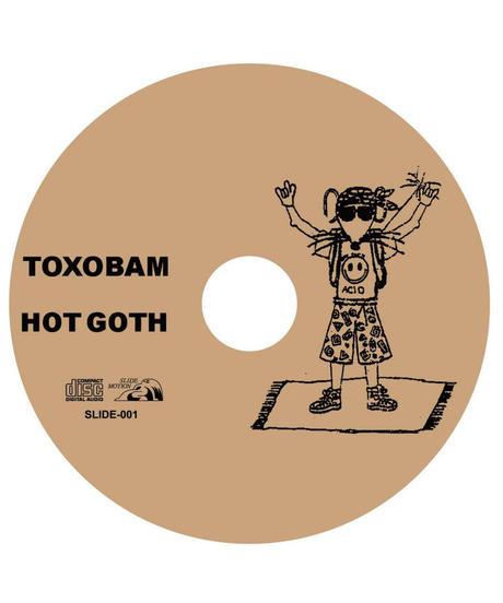 TOXOBAM「HOT GOTH」 | CD