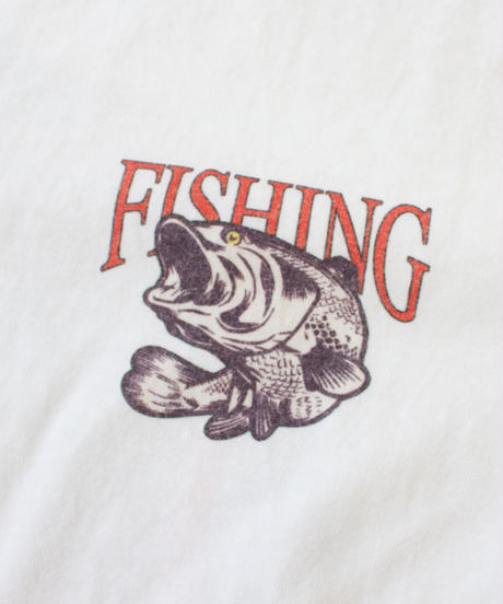 FISHING CHAMPIONSHIP TEE【UNISEX】