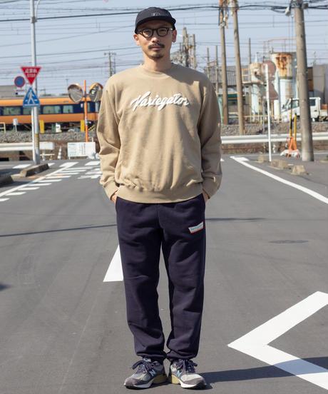 FOAM PRINT SWEAT SHIRT【UNISEX】