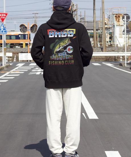 BASS SWEAT HOODIE 【UNISEX】