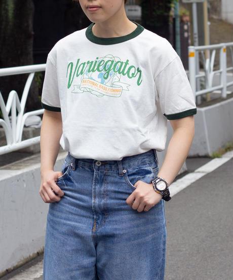 CHAMPIONSHIP RINGER TEE【UNISEX】
