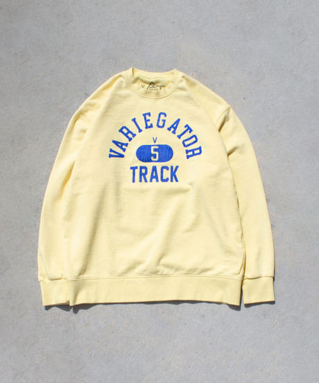 TRACK LOGO SWEAT SHIRT【UNISEX】