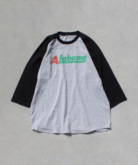ALABAMA BASEBALL TEE【UNISEX】