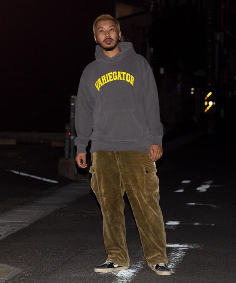 カレッジロゴ スウェットフーディ【UNISEX】
