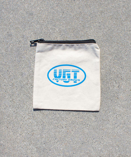 OVAL LOGO MINI POUCH