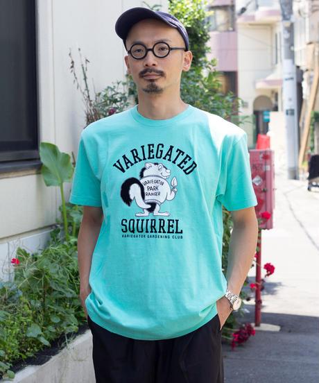 VARIEGATED SQUIRREL TEE【UNISEX】