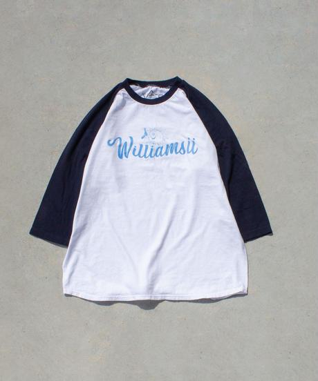 WILLIAMSII BASEBALL TEE【UNISEX】