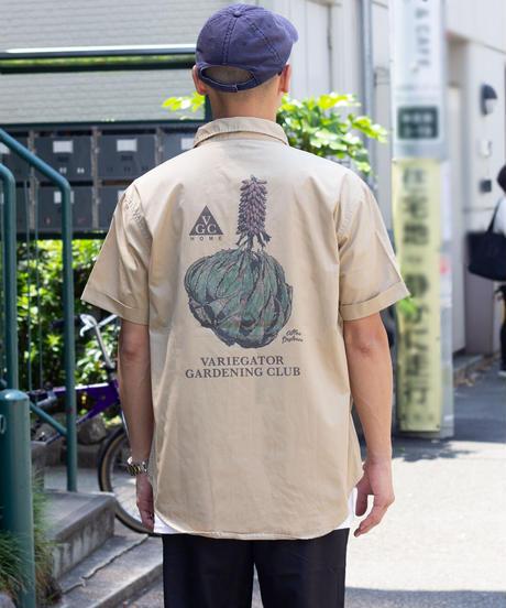 ALOE WORK SHIRT【UNISEX】