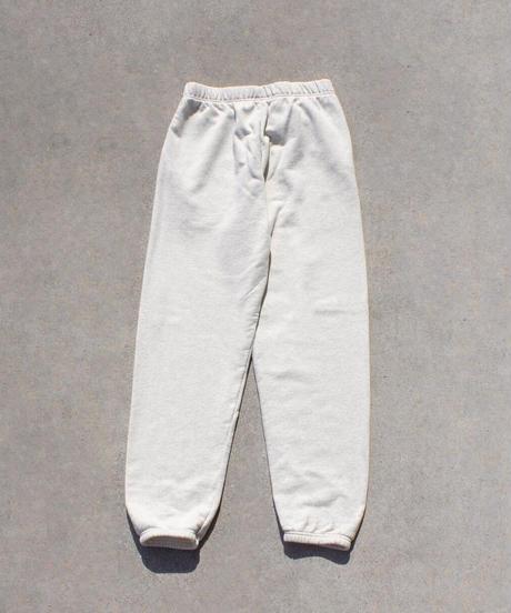 3D OVAL LOGO SWEAT PANTS【UNISEX】