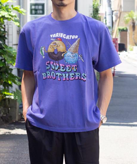 SWEET BROTHERS TEE【UNISEX】