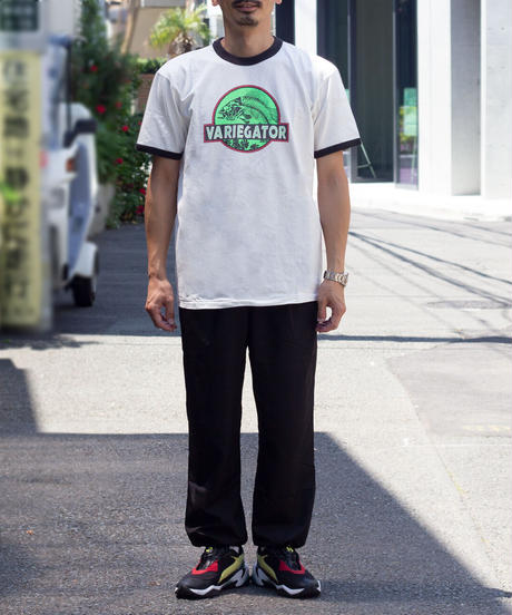 SKELETON RINGER TEE【UNISEX】