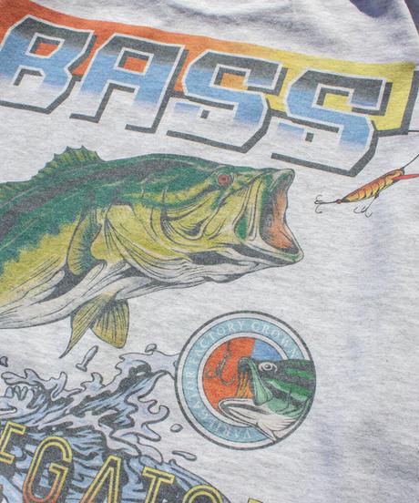 BASS L/S TEE【UNISEX】