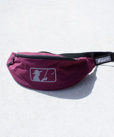 FISHING PRINT WAIST BAG