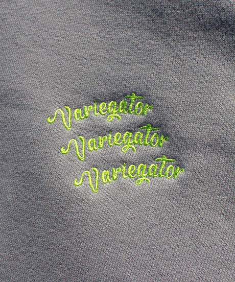 EMBROIDERY SWEAT HOODIE