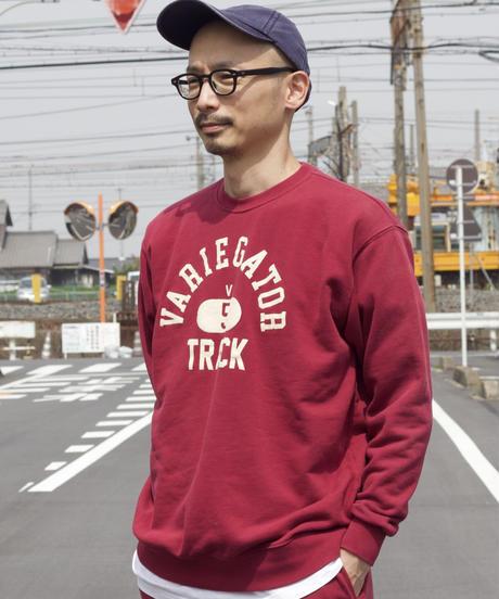 TRACK LOGO SWEAT SHIRT【UNISEX】