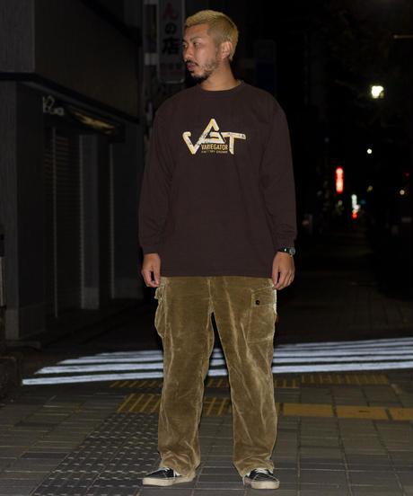 ベーシックロゴ ロングスリーブTシャツ【UNISEX】