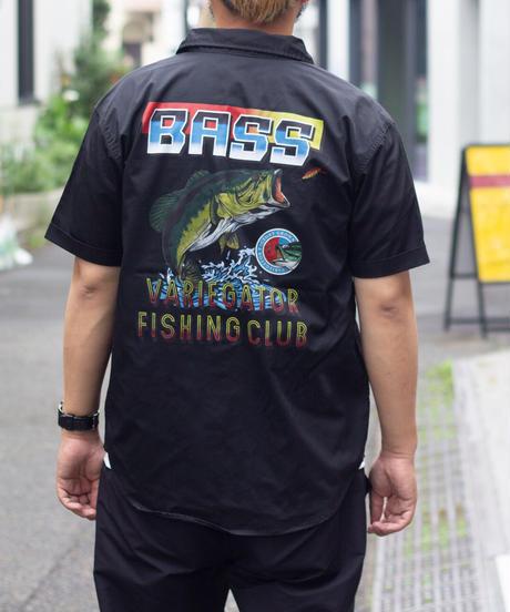BASS WORK SHIRT【UNISEX】